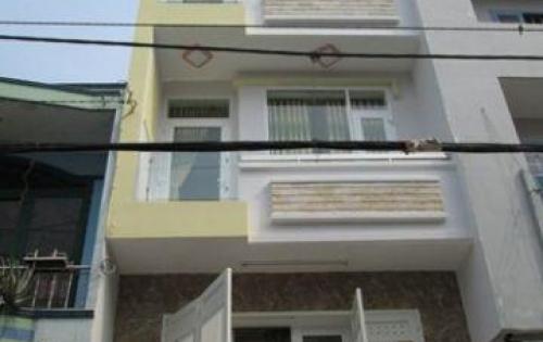 Bán nhà   hẻm 18  Trần Quang Diệu, P.14, Q3