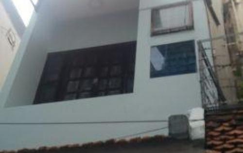 Bán nhà hẻm Võ Thị Sáu  (cách TM 1 căn) P8, Quận 3. DT: 4x17m. Giá: 7,4 tỷ tl