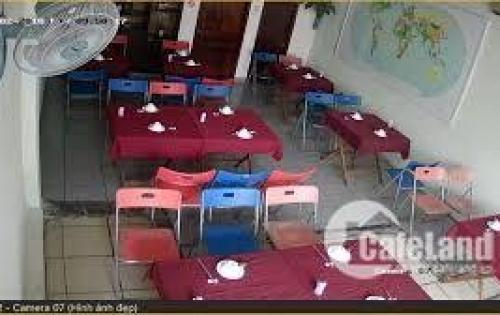 Cần tiền bán gấp quán cơm 378,3m2, Nguyễn Thị Minh Khai, Quận 3. Giá: 3,6 tỷ. Liên hệ: 01265003865