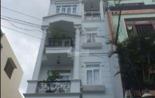 Nhà bán gấp mặt tiền đường Võ Thị Sáu, quận 3 - DT 6.5x26m, 3 lầu mới, giá cực rẻ 44,5 tỷ