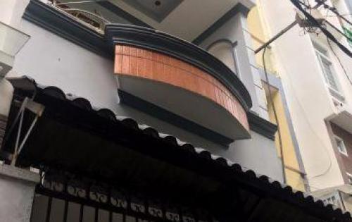 Bán nhà hẻm 3m Nguyễn Đình Chiểu. DT:4x12m. Giá: 6,650 tỷ