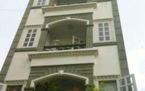 Căn nhà đẹp MT Võ Văn Tần, P.5, Quận 3, Diện tích 4x15m, xây 3 lầu