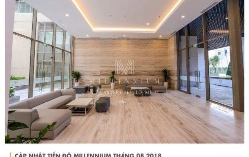 Mở bán văn phòng office hạng a, cạnh phố wall q1, chiết khấu lên đến 10% tại dự án millennium. lh pkd : 0901868915