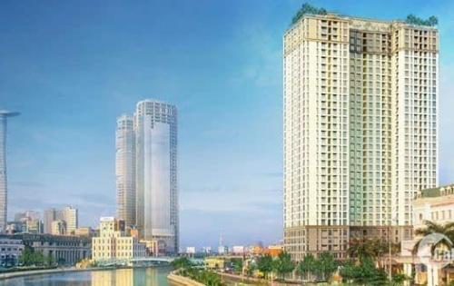 chính chủ bán lại căn chung cư  saigon royal tầng 12 , 2 PN ,2WC ngay quận 4 giá 2 tỷ 5