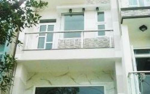 Nợ NH bán nhà MT Hoàng Diệu, P.3, Quận 4, DT: 3x10m, trệt, 3 lầu mới đẹp, đang cho thuê 35tr/tháng.