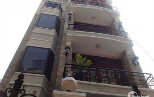 Bán nhà MT đường Châu Văn Liêm, P11, Q5. Dt 10x50m ( nở hậu 15,3m). Giá bán 120 tỷ