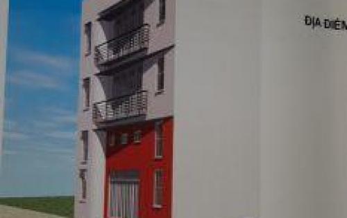 Bán nhà hẻm 2m số 56/17-18 Bạch Vân, P.5, Q5. DT: 8 x 14,5m, 3.5 tấm