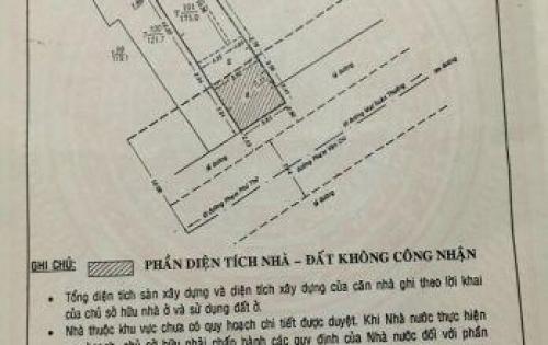 Bán nhà 5,9x29m mặt tiền Phạm Văn Chí, P.4,  Q.6 Gía 19 tỷ