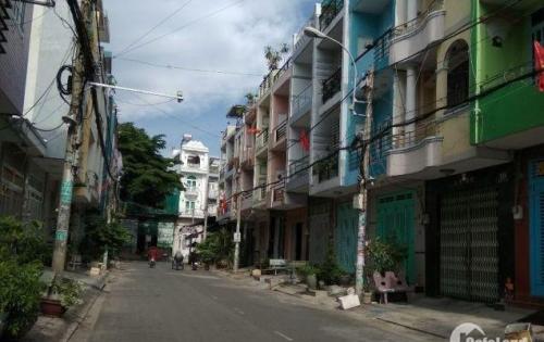 Nhà Đẹp MTNB 12m KDC Bình Phú 2, P10-Q6, 4x15m 1 Trệt 2 Lầu ST