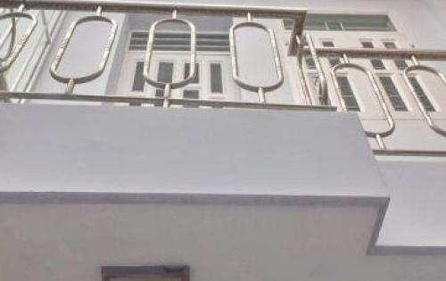Bán nhà lầu mới đẹp hẻm 62 Lâm Văn Bền quận 7.