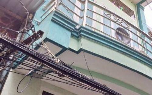 Bán nhà lầu đẹp, hẻm 64 Bùi Văn Ba, quận 7.