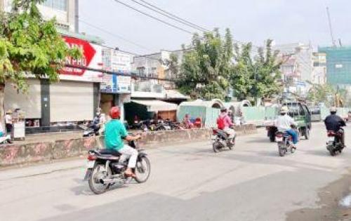 Bán nhà cấp 4 mặt tiền Huỳnh Tấn Phát quận 7 (gần ngã 3 Gò Ô Môi).