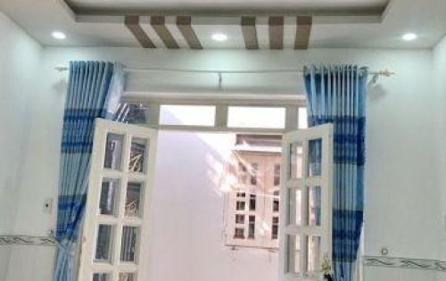 Bán nhà lầu mới đẹp hẻm 167 Huỳnh Tấn Phát quận 7.