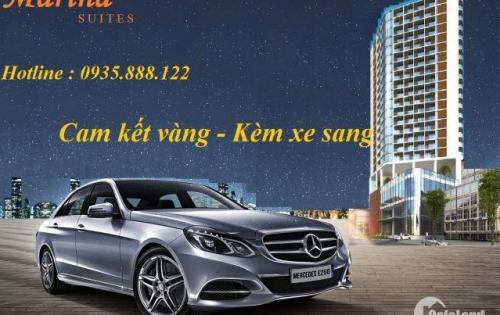 Bán chung cư cao cấp trung tâm phố Biển Nha Trang khuyến mãi xe sang Mercedes