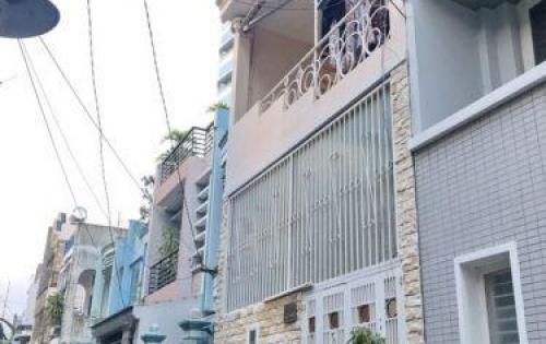 Bán nhà 1 lửng,1 lầu hẻm 889 Trần Xuân Soạn phường Tân Hưng Quận 7
