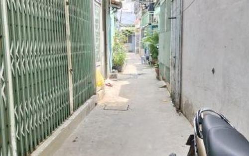 Bán nhà trệt gác lững mới đẹp hẻm 337 Trần Xuân Soạn quận 7.