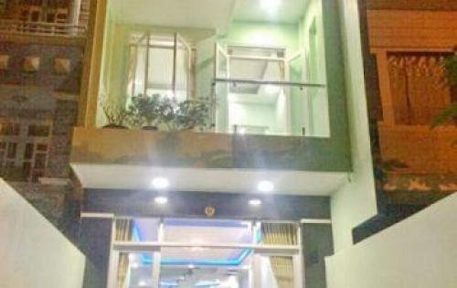Bán nhanh nhà 2 lầu mt Huỳnh Tấn Phát, P. Tân Thuận Đông quận 7, DT 4 x22m. Giá: 8.5 tỷ -