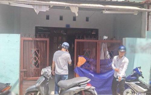 Bán nhà cấp 4 mặt tiền hẻm xe hơi 253 Trần Xuân Soạn quận 7.