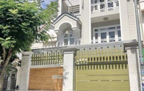 Bán biệt thự 2 lầu mặt tiền khu đô thị Nam Long đường số 1 Trần Trọng Cung  Quận 7.