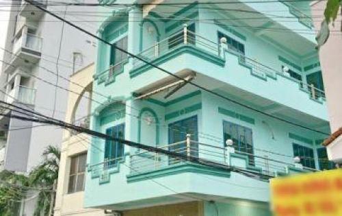Bán nhanh nhà 4 lầu mt ds Khu Cư Xá Ngân Hàng, P. Tân Thuận Tây. Giá: 7.5 tỷ