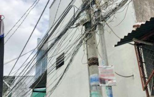 Bán nhà 1 lầu hẻm 502 Huỳnh Tấn Phát phường Bình Thuận Quận 7
