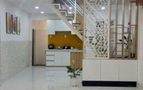 Bán nhà mới đẹp 1 lầu hẻm 1250 Huỳnh Tấn Phát phường Phú Mỹ Quận 7