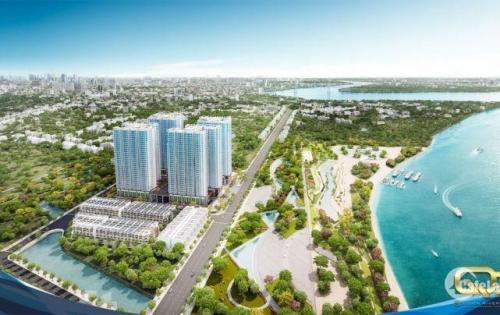 Căn hộ ven sông Sài Gòn - liền kề Phú Mỹ Hưng