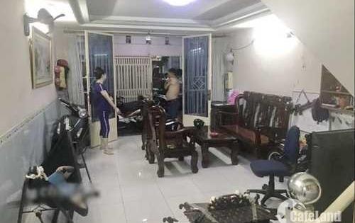 Nhà 4x13m Hẻm 44 đường Bùi Văn Ba Phường Tân Thuận Đông Quận 7