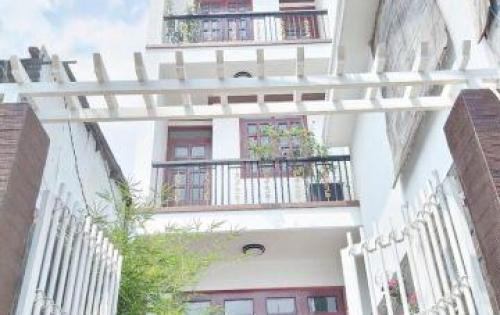 Bán nhà 2 lầu mới đẹp hẻm xe hơi 1041 Trần Xuân Soạn, quận 7.