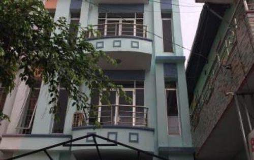 Bán nhà nhà trọ hẻm xe hơi 502 Huỳnh Tấn Phát,  Q.7 giá 13.8 tỷ
