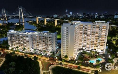 Bán căn Ehome 5 The Bridgeview 67m2, 2 PN, 2WC, nhà đẹp 2,2 tỷ Quận 7