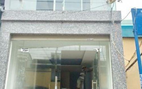 Bán nhà mới 1 lầu mặt tiền đường Hưng Phú Phường 10 Quận 8