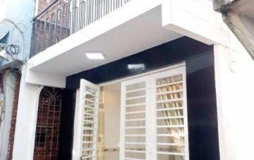 Bán nhà mới hẻm 654 đường Hưng Phú Phường 10 Quận 8