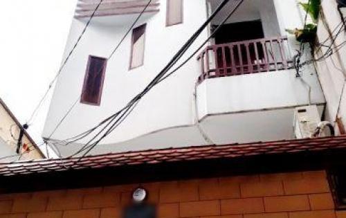 Bán nhà đẹp 2 lầu hẻm 154 đường Âu Dương Lân Phường 3 Quận 8