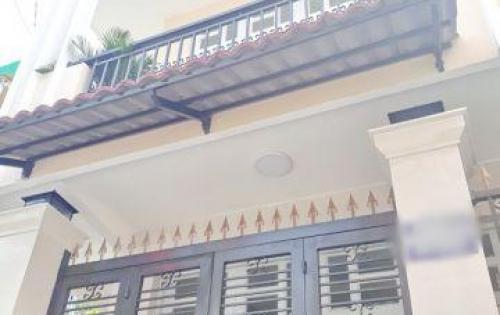 Bán nhà mới hẻm xe hơi 34 đường Nguyễn Duy Phường 9 Quận 8