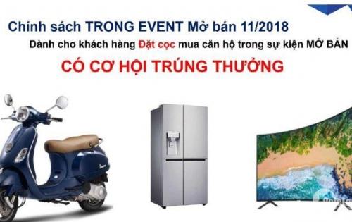Giữ chỗ 20 triệu chọn vị trí đẹp căn hộ Safira Khang Điền, mở bán đợt đầu chỉ 1,27 tỷ/ 2PN