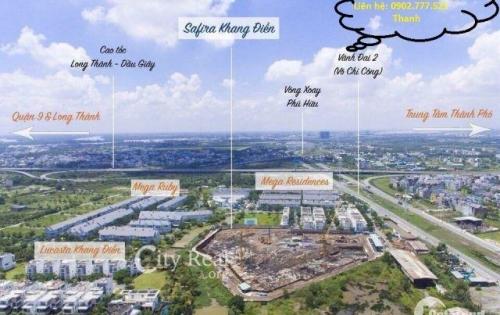 Nhận giữ chỗ dự án Safira Khang Điền chỉ với 20 triệu. Chiếu khấu 7%. Gọi ngay 0902777521