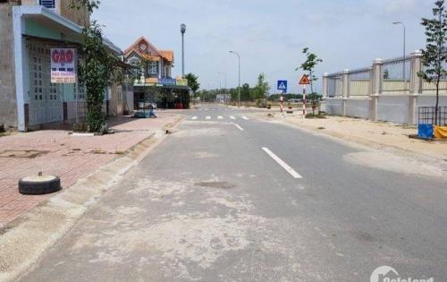 Bán vài lố đất giá siêu mềm ngay mặt tiền đường lớn liền kề Q9 shr 100%