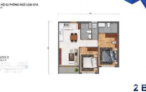 Sở hữu ngay căn hộ đẹp nhất dự án Safira Khang Điền chỉ với 20tr/căn (Safira)