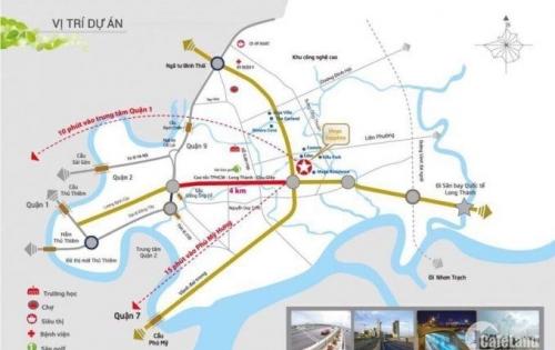 Safira Khang Điền, căn hộ quận 9, 600tr sở hữu ngay, CK 5%. sinh lời 16%.