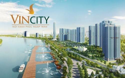 Bán căn hộ VINCITY Q9 800 triệu , chủ đầu tư tập đoàn VINGROUP