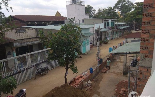 Bán nhà hẻm 2, đường 120 hông Suối Tiên.DT 54,2m2.