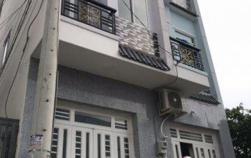 Cần bán gấp nhà liên kế hẻm xe hơi trục đường Võ Văn Kiệt mới bàn giao