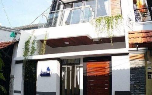Nhà mới MT chợ LK 5-6,1t1l, sổ hồng riêng,5x15, Bình Tân