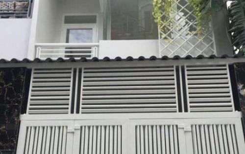Nhà mới MT chợ, vị trí đẹp, sổ hồng riêng cc,dt:5x15,Bình Tân