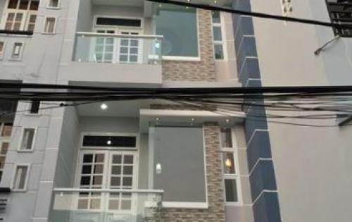Cần bán nhà hẻm 8m Lê Đình Cẩn, 4x16m 4 tấm, quận Bình Tân