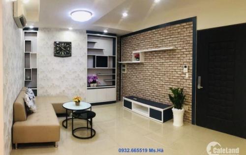 Căn hộ gần Đầm Sen, 66m2 tặng nội thất, sổ hồng, nhà mới đẹp như mẫu, thoáng mát