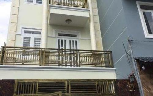 Nhà Q. Bình Tân 60m2 x 3 Tấm, hẻm thông 6m giá: 3.6 tỷ