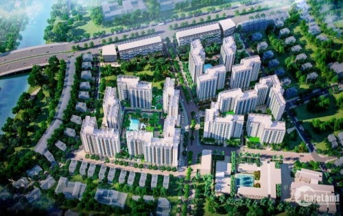 CĐT Nam Long dự kiến mở bán dự án akari City Bình Tân , mặt tiền Võ Văn Kiệt , giá chỉ 1,5 tỷ / căn 2pn