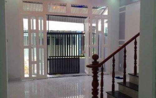 Nhà 3 lầu 4 phòng ngủ gần siêu thị Mã Lò DT 4x12m